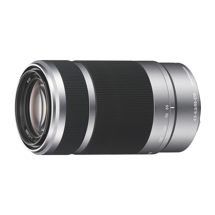 E 55-210mm F4.5-6.3 OSS, , product-image