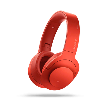h.ear on Wireless Noise Cancelling Headphones (Red), , hi-res