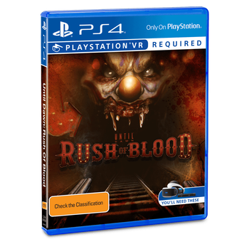 VR Until Dawn: Rush of Blood, , lifestyle-image