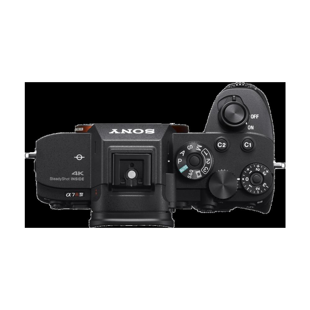 Alpha 7R IV 35mm full-frame camera with 61.0MP, , hi-res
