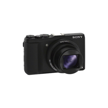 HX60V Digital Compact Camera with 30x Optical Zoom, , hi-res