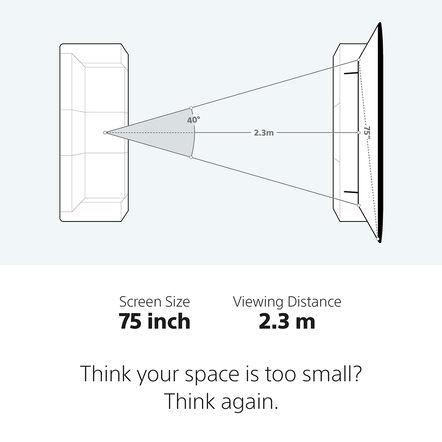 "75"" X80J   4K Ultra HD   High Dynamic Range (HDR)   Smart TV (Google TV), , hi-res"