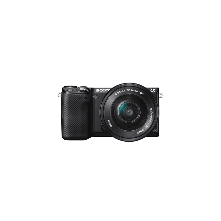 Digital E-mount 16.1 Mega Pixel Camera with SELP1650 Lens, , product-image
