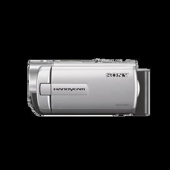 4GB Flash Memory Camcorder (Silver), , hi-res