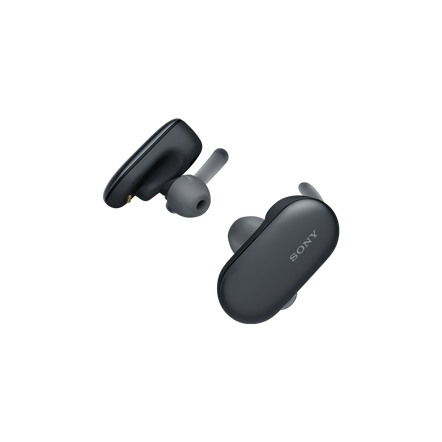 WF-SP900 Sports Wireless Headphones (Black), , hi-res