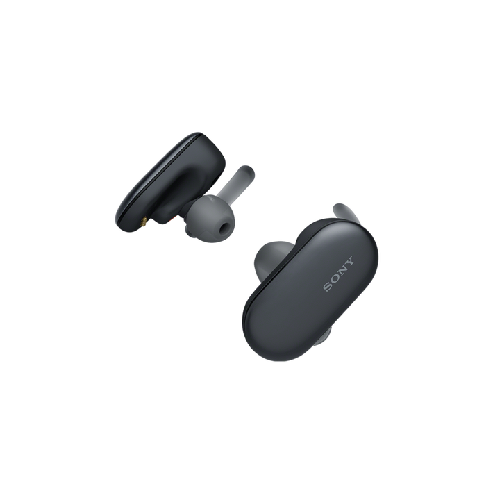 WF-SP900 Sports Wireless Headphones (Black), , product-image