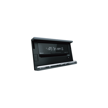 CD, USB and Smartphone In-Car Head Unit with Bluetooth