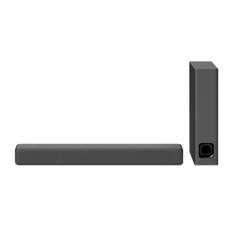 2.1ch Compact Soundbar with Bluetooth technology