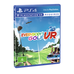 VR Everybody's Golf , , hi-res
