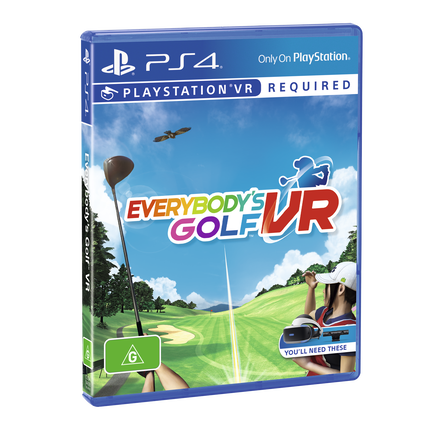 VR Everybody's Golf , , hi-res