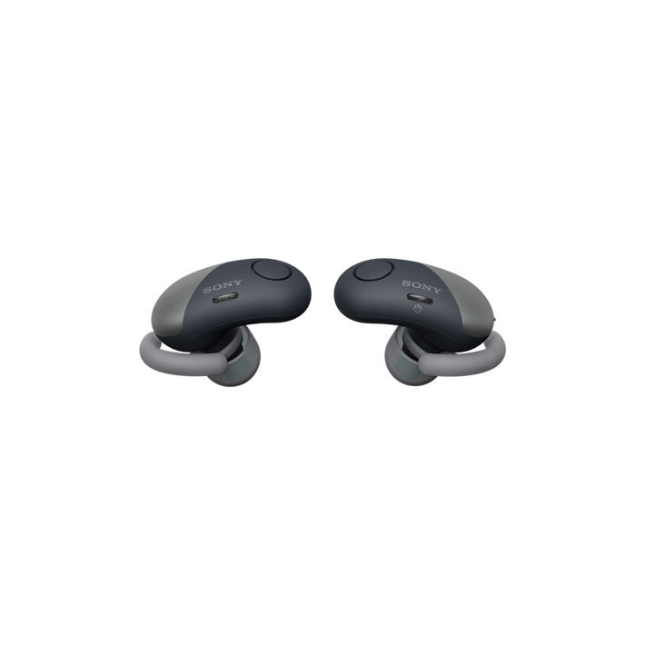 Wireless Noise Cancelling Headphones for Sports (Black), , product-image