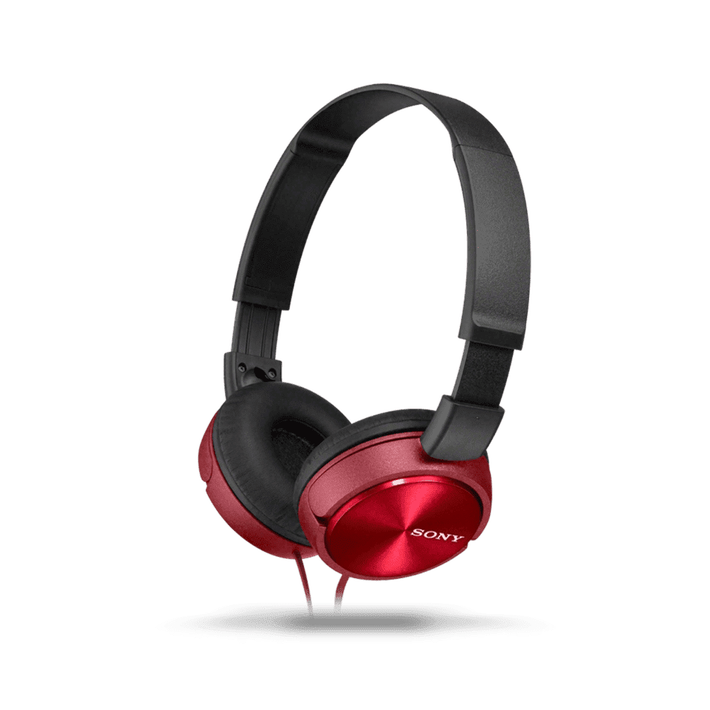 ZX310 Folding Headphones (Red), , product-image