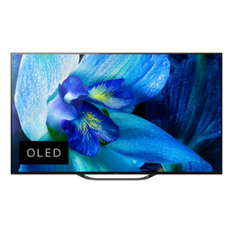 "65"" A8G OLED 4K Ultra HD Android TV with Acoustic Surface Audio , , hi-res"