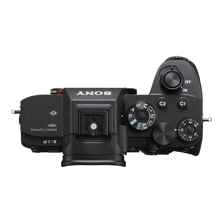 Alpha 7R IV 35mm Full-Frame Camera with 61.0MP, , product-image