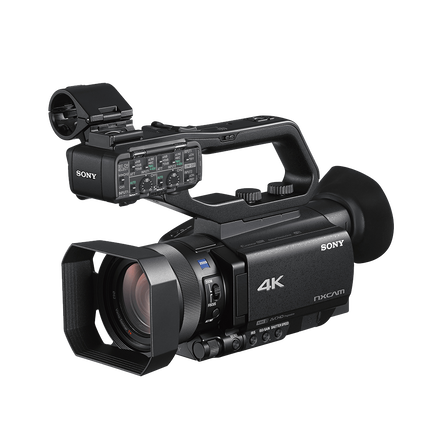 HXR-NX80 Compact Professional Camcorder, , hi-res