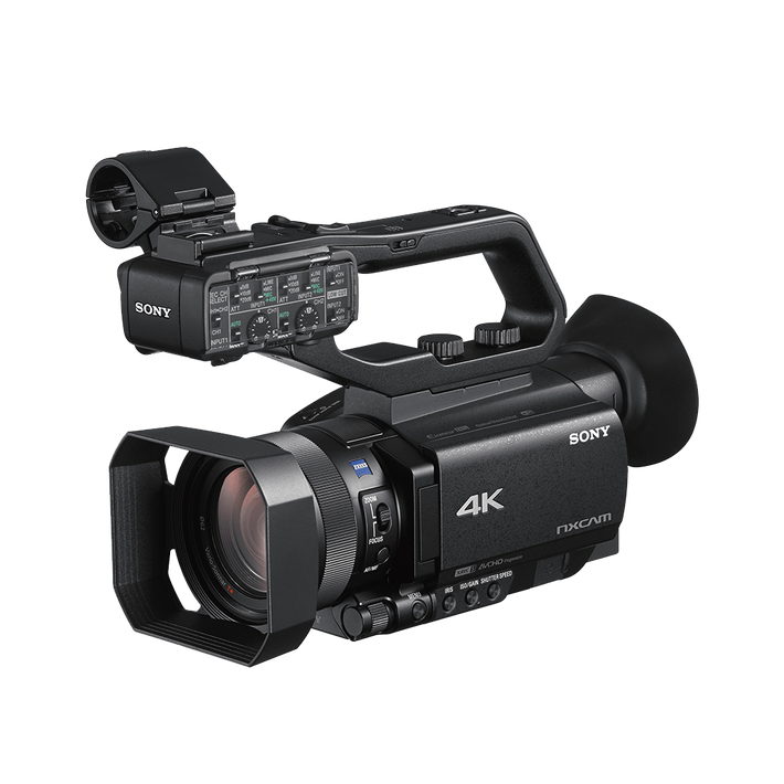 HXR-NX80 Compact Professional Camcorder, , product-image