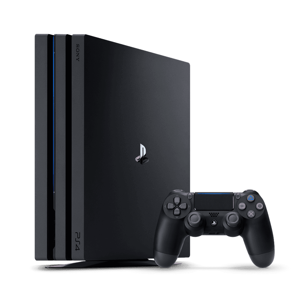 PlayStation4 Pro 1TB Console (Black), , product-image