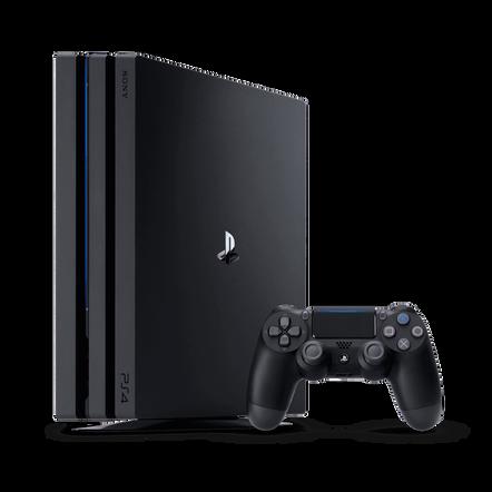 PlayStation4 Pro 1TB Console (Black), , hi-res