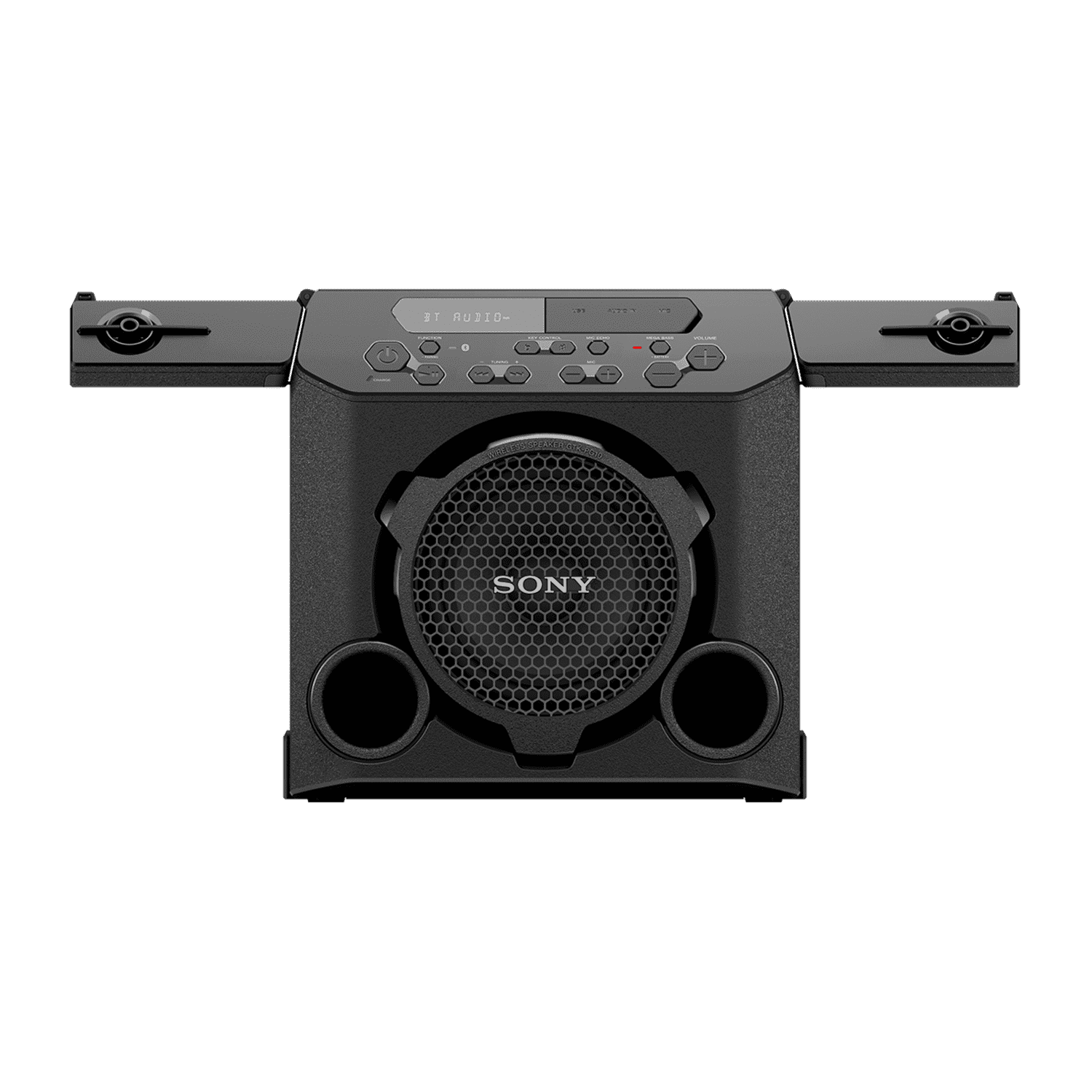 GTK-PG10 High Power Audio System with Built-in battery, , product-image