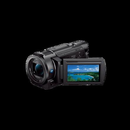 AXP35 4K Handycam with Built-in Projector, , hi-res