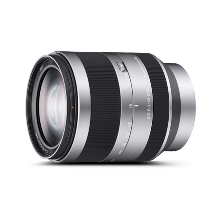 E-Mount 18-200mm F3.5-6.3 OSS Lens, , hi-res