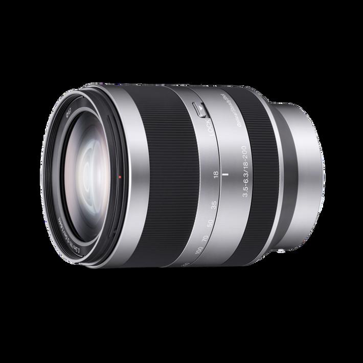 E-Mount 18-200mm F3.5-6.3 OSS Lens, , product-image