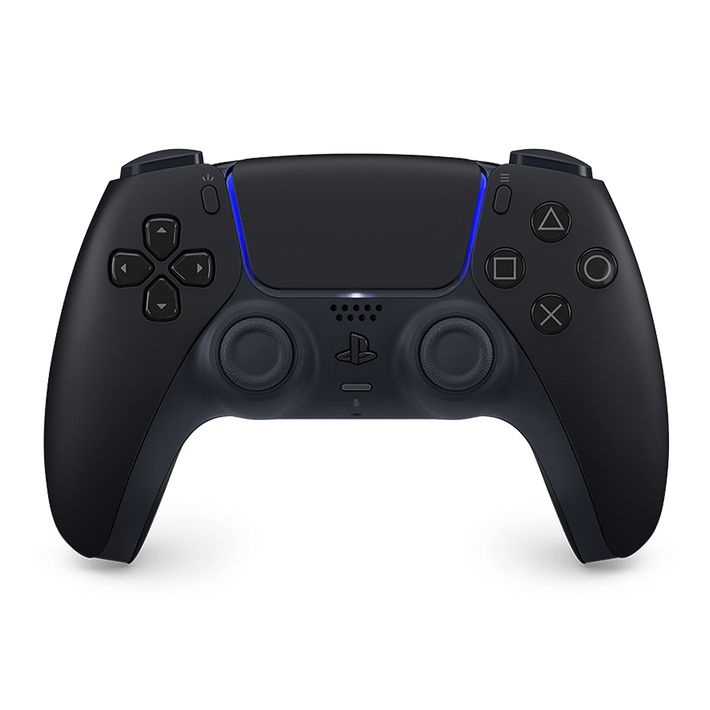 DualSense Wireless Controller for PlayStation 5 (Midnight Black), , product-image