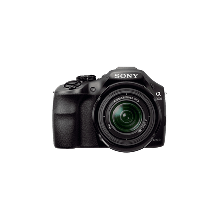 a3000 Digital E-mount 20.1 Mega Pixel Camera with SEL 1855 Lens, , hi-res
