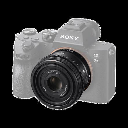 FE 50mm F2.5 G, , hi-res
