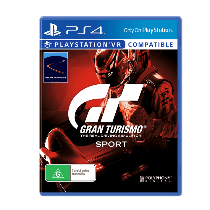 PlayStation4 Gran Turismo Sport™, , product-image