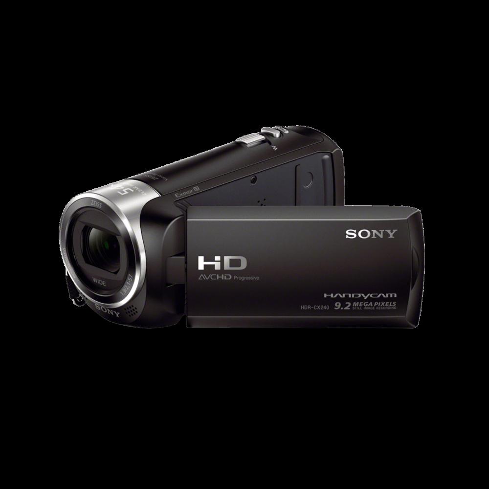 CX240E Handycam with Exmor R CMOS sensor, , product-image