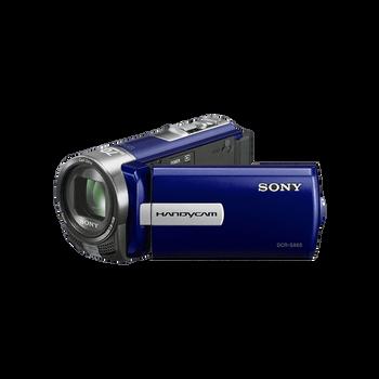 4GB Flash Memory Camcorder (Blue), , hi-res