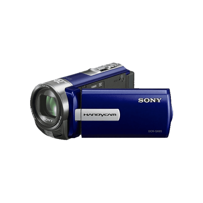 4GB Flash Memory Camcorder (Blue), , product-image