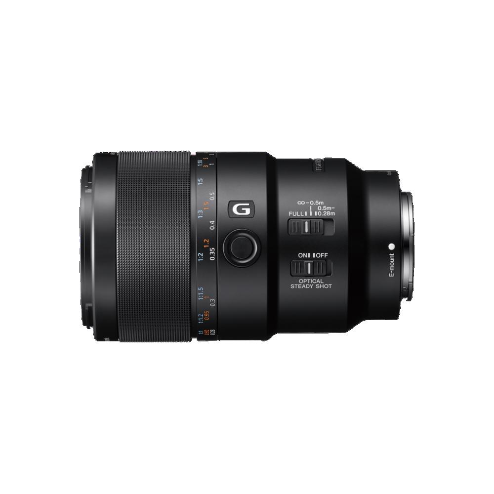 Full Frame E-Mount FE 90mm F2.8 Macro G OSS Lens, , product-image