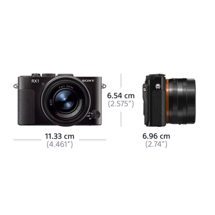 RX1R Professional Digital Compact Camera with 35mm Sensor, , hi-res
