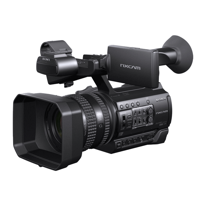 HXR-NX100 Compact Professional Camcorder, , product-image