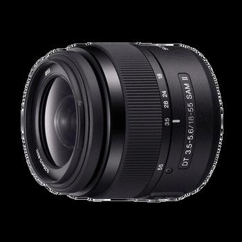 A-Mount 18-55mm F3.5-5.6 Zoom Lens, , hi-res