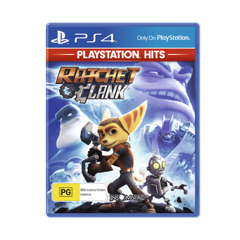 PlayStation4 Ratchet and Clank (PlayStation Hits), , hi-res