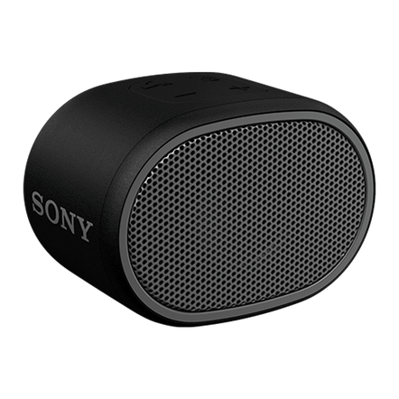 XB01 EXTRA BASS Portable BLUETOOTH Speaker (Black), , hi-res