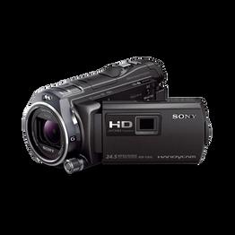 HD 64GB Flash Memory Handycam with Built-In Projector, , hi-res
