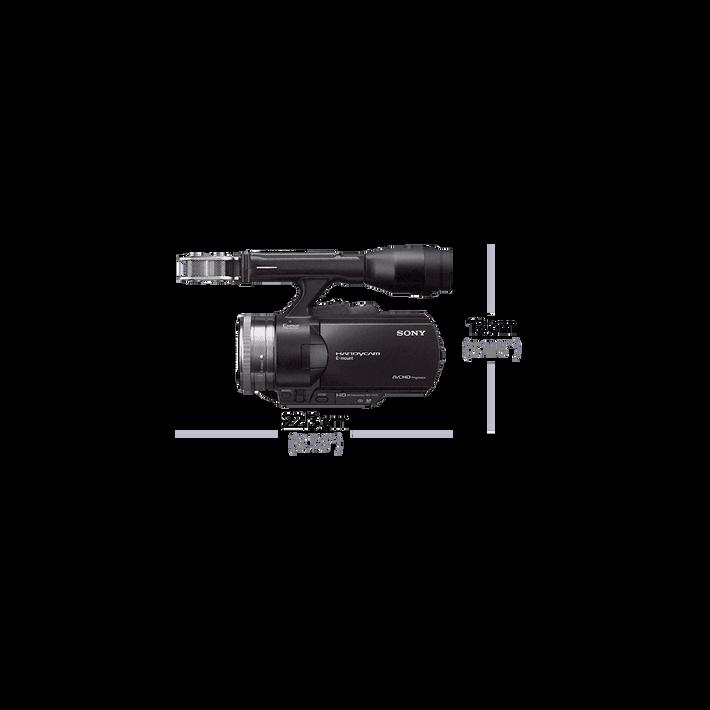 VG30 Interchangeable-Lens Handycam, , product-image
