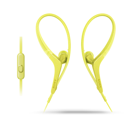 AS210AP Sport In-ear Headphones (Yellow), , hi-res
