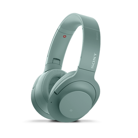 h.ear on 2 Wireless Noise Cancelling Headphones (Horizon Green), , hi-res