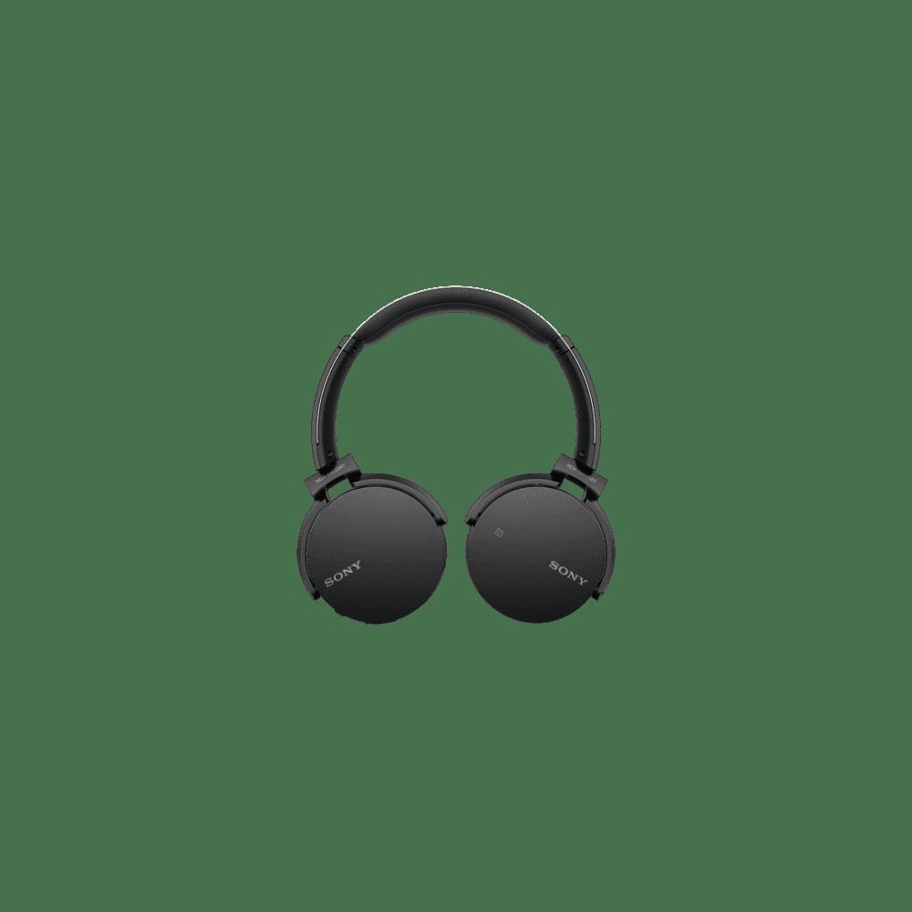 XB650BT EXTRA BASS Bluetooth Headphones (Black), , product-image