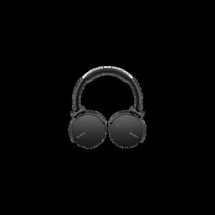 XB650BT EXTRA BASS Bluetooth Headphones (Black), , hi-res