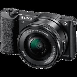 Alpha 5100 E-mount Camera with APS-C Sensor, , lifestyle-image