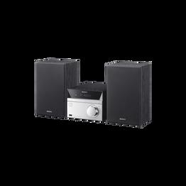 Hi-Fi System with Bluetooth and DAB radio, , lifestyle-image