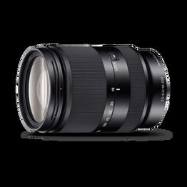 APS-C E-Mount 18-200mm F3.5-6.3 OSS LE Zoom Lens, , hi-res