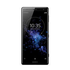 Xperia XZ2 (Liquid Black)