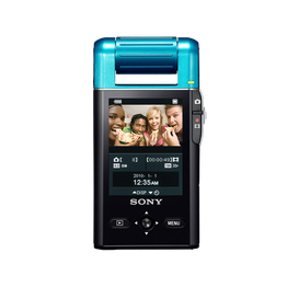 Bloggie Camera (Blue), , hi-res